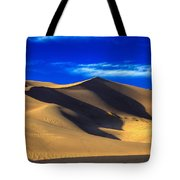 The Great Dunes National Park Tote Bag