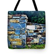 The Grateful Stone Wall Tote Bag