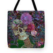 Fugitive From Society Tote Bag