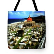 The Grave Tote Bag