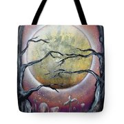 The Graveyard Tote Bag