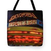 The Gravitron Tote Bag