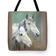 The Grays - Horses Tote Bag