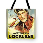 The Great Air Robbery 1919 Tote Bag
