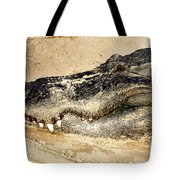 The Great Alligator Tote Bag
