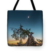 The Great American Eclipse On August 21 2017 Tote Bag