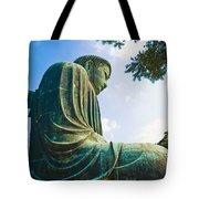 The Great Buddha Tote Bag
