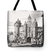 The Great Chatelet Of Paris. Principal Tote Bag