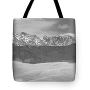 The Great Colorado Sand Dunes  Tote Bag