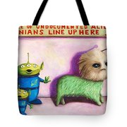 The Great Escape From Arizona Tote Bag