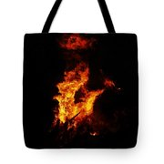 The Great Fire Tote Bag