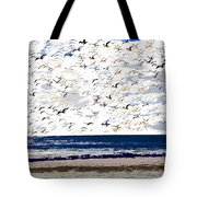 The Great Flock Tote Bag