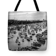 The Great Flotilla Tote Bag