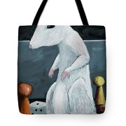 The Great Game Tote Bag