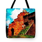 The Great Gate At Kiev Tote Bag