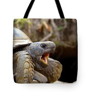 The Great Gopher Tortoise Tote Bag