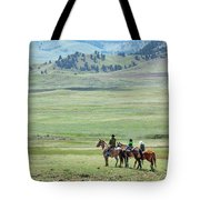 The Great Montana Expanse Tote Bag