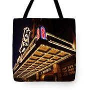 The Great Movie Marquee Tote Bag