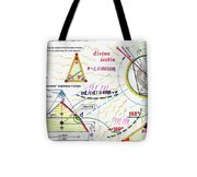 The Great Number Tote Bag