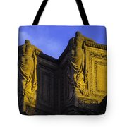 The Great Palace Of Fine Arts Tote Bag