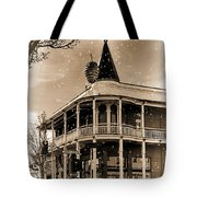 The Great Pine Cone Drop Tote Bag