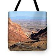 The Great San Rafael Reef Tote Bag