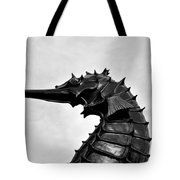 The Great Sea Horse Tote Bag