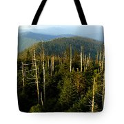 The Great Smoky Mountains Tote Bag