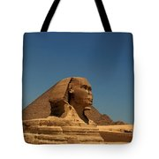 The Great Sphinx Of Giza 2 Tote Bag