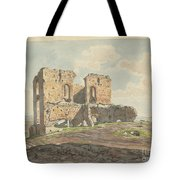 The Great Villa Of The Quintilii On The Appian Way Tote Bag