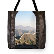 The Great Wall Tote Bag
