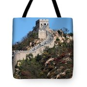 The Great Wall Mountaintop Tote Bag