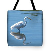 The Great White Fisherman Tote Bag