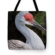 The Greater Sandhill Crane Tote Bag