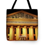 The Greatest City In Las Vegas Tote Bag