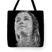 The Greatest Story Never Told Tote Bag