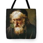 The Greek Priest Tote Bag