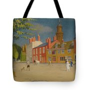 The Green At Banbury Tote Bag