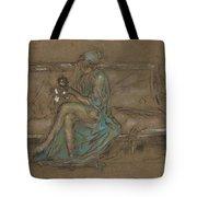 The Green Cap Tote Bag