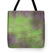 The Green Fog Tote Bag