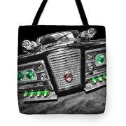 The Green Hornet - Black Beauty Tote Bag