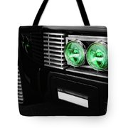The Green Hornet Black Beauty Clone Car Tote Bag