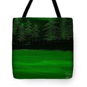 The Green Lake Tote Bag