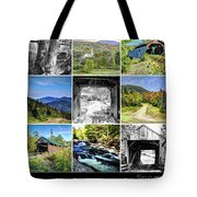 The Green Mountain State Tote Bag