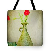 The Green Vase Tote Bag