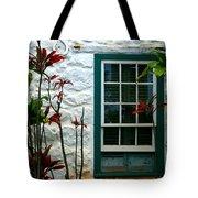 The Green Window Tote Bag