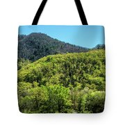 The Greening Of Spring Tote Bag