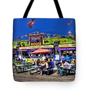 The Grill House Tote Bag