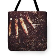 The Grindcore Axeman Got Fingered Tote Bag
