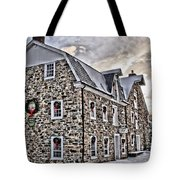 The Grist Mill And Ye Old Tavern Tote Bag